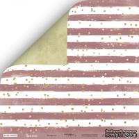 Лист двусторонней бумаги от Scrapmir - Конфетти - Unicorns, 30x30 см
