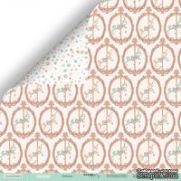 Лист двусторонней бумаги от Scrapmir - Лошадки из коллекции Happy Days, 30x30см, 10шт - ScrapUA.com