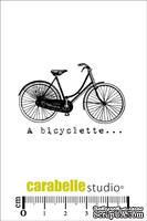 Штамп : A bicyclette-Carabelle Studio -  Велосипед