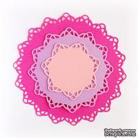 Лезвие Crafty Ann - Nesting Doll Circles 2