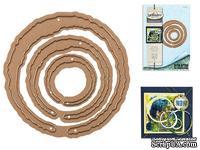 Ножи от Spellbinders - Coffee Ring - Кофейная пенка