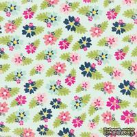 Лист скрапбумаги от Echo Park - Fancy Floral, 30х30 см