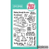 Акриловый штамп Avery Elle - Snow Much Fun Clear Stamps