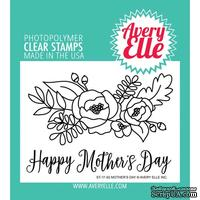 Акриловый штамп Avery Elle - Mother's Day Clear Stamps