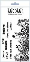 Силиконовый штамп от WOW -Collage - Clear Stamp