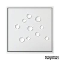 Капли круглые от Studio Katia - Clear Round Drops, 4 мм,5 мм,6 мм