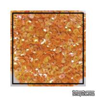 Набор для декорирования от Studio Katia -- Пайетки - Радужные блестки, 4 мм