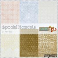 Набор скрапбумаги Studio75 - Special moments paper collection, 30х30 см