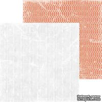 Лист двусторонней скрапбумаги Studio75 - The Sunshine love Papier 03-04, 30х30 см