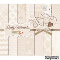 Набор скрапбумаги Studio75 - Lovely Moments, 30х30 см, двусторонняя