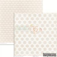 Лист скрапбумаги Studio75 - Lovely Moments - дизайн 02, 30х30 см, двусторонний