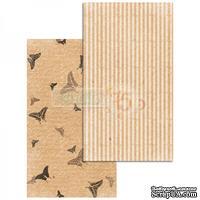 Лист скрапбумаги Studio75 - Craftlove - дизайн 05, 17х30.5 см, двусторонний