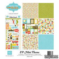 Набор бумаги от Echo Park - Enjoy the Ride Mini Theme, 30х30 см