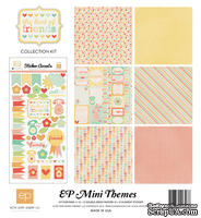 Набор бумаги и декора от Echo Park - The Best of Friends Collection Kit, 30x30 см