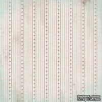 Лист скрапбумаги от Echo Park - Authentique Premium, 30х30 см