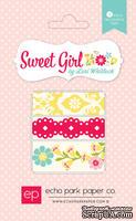 Набор бумажного скотча от Echo Park - Sweet Girl Washi Tape