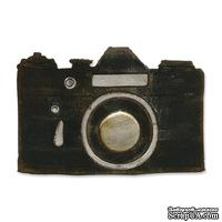 Лезвие от Sizzix - Tim Holtz - Vintage Camera Bigz Die