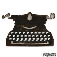 Лезвие от Sizzix - Tim Holtz - Vintage Typewriter Bigz Die