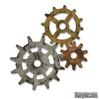 Лезвие от Sizzix - Gadget Gears