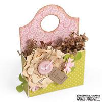 Лезвия для сборки коробочки от Sizzix - Bag, Caddy