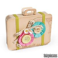 Лезвия для сборки чемоданчика от Sizzix - Bag, Suitcase