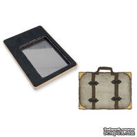 Лезвие от Sizzix - Movers&Shapers L Die - Vintage Valise