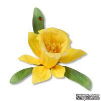 Ножи от Sizzix - Sizzix Thinlits Die Set 12PK - Flower, Daffodil