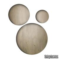 Лезвие от Sizzix - Sizzix Movers & Shapers Magnetic Die Set 3PK - Sized Circles - Круги