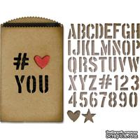 Ножи от Tim Holtz Alterations - Gift Card Bag, 40 шт. - ScrapUA.com