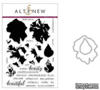 Набор ножей и штампов от Altenew - Perennial Beauty
