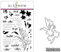 Набор ножей и штампов от Altenew - Extra Special Stamp & Die Bundle