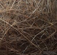 Сизаль натуральный, цвет коричневый, 100 г