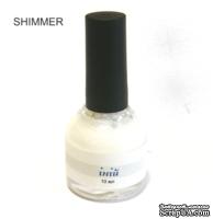 Shimmer иней, белый, 10 мл