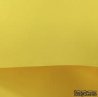 Картон Cover Board Classic, 30x30см, плотность 270, желтый
