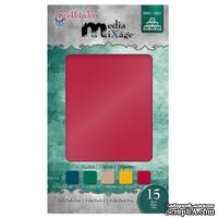Фольга от Spellbinders - Foil Pack One, 15 листов