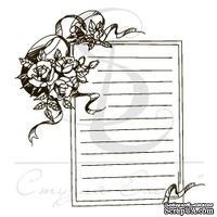 Штамп от Питерского Скрапклуба - Свадебный Журналинг