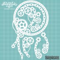 Чипборд от Вензелик - Набор стимпанк 03, размер: 9,4 x 14,8 см