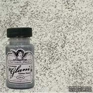 Краска с эффектом глянца от Tattered Angels - Glimmer Glaze -  Cookies N' Cream, цвет  серый