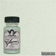 Краска с эффектом глянца от Tattered Angels - Glimmer Glaze -  Pixie Dust, цвет серый, зеленый