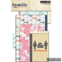 Мини-папки Teresa Collins Designs - Family Stories - File Folders