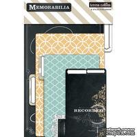 Мини-папки Teresa Collins Designs - Memorabilia - File Folders