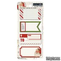 Наклейки Teresa Collins Designs - Santa's List - Sticky Notes