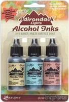 Алкогольные чернила Ranger - Lights Lakeshore, 3 шт.