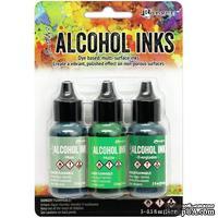 Алкогольные чернила Ranger - Mint Green Spectrum