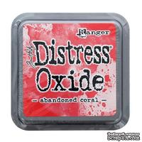Оксидные чернила Ranger - Tim Holtz - Distress Oxides - Abandoned Coral