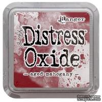 Оксидные чернила Ranger - Tim Holtz - Distress Oxides - Aged Mahogany
