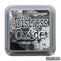 Оксидные чернила Ranger - Tim Holtz - Distress Oxides - Black Soot