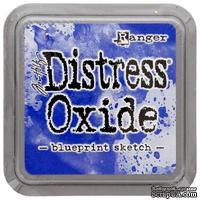 Оксидные чернила Ranger - Tim Holtz - Distress Oxides - Blueprint Sketch
