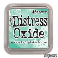 Оксидные чернила Ranger - Tim Holtz - Distress Oxides - Cracked Pistachio