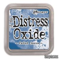 Оксидные чернила Ranger - Tim Holtz - Distress Oxides - Faded Jeans